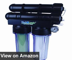 Hydro Logic 200GPD ro water filter
