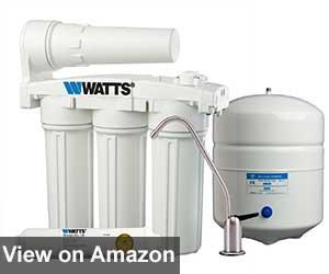 Watts WP5-50 reverse osmosis water filter