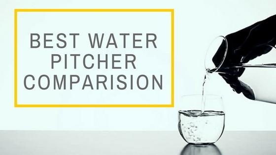 Best Water Pitchers Comparision 2017 Pur Vs Brita Vs Zero Water Vs Mavea