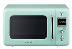 Daewoo Retro Microwave
