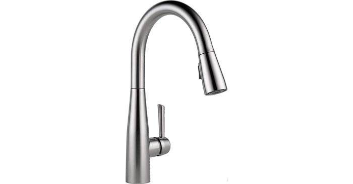 Delta Faucet Essa Kitchen Sink Faucet