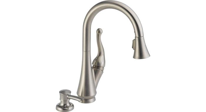 Delta Faucet Talbott Single-Handle Faucet