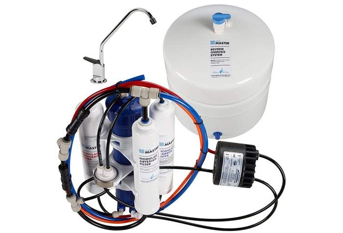 Home Master TMAFC-ERP Undersink Water Filtration System